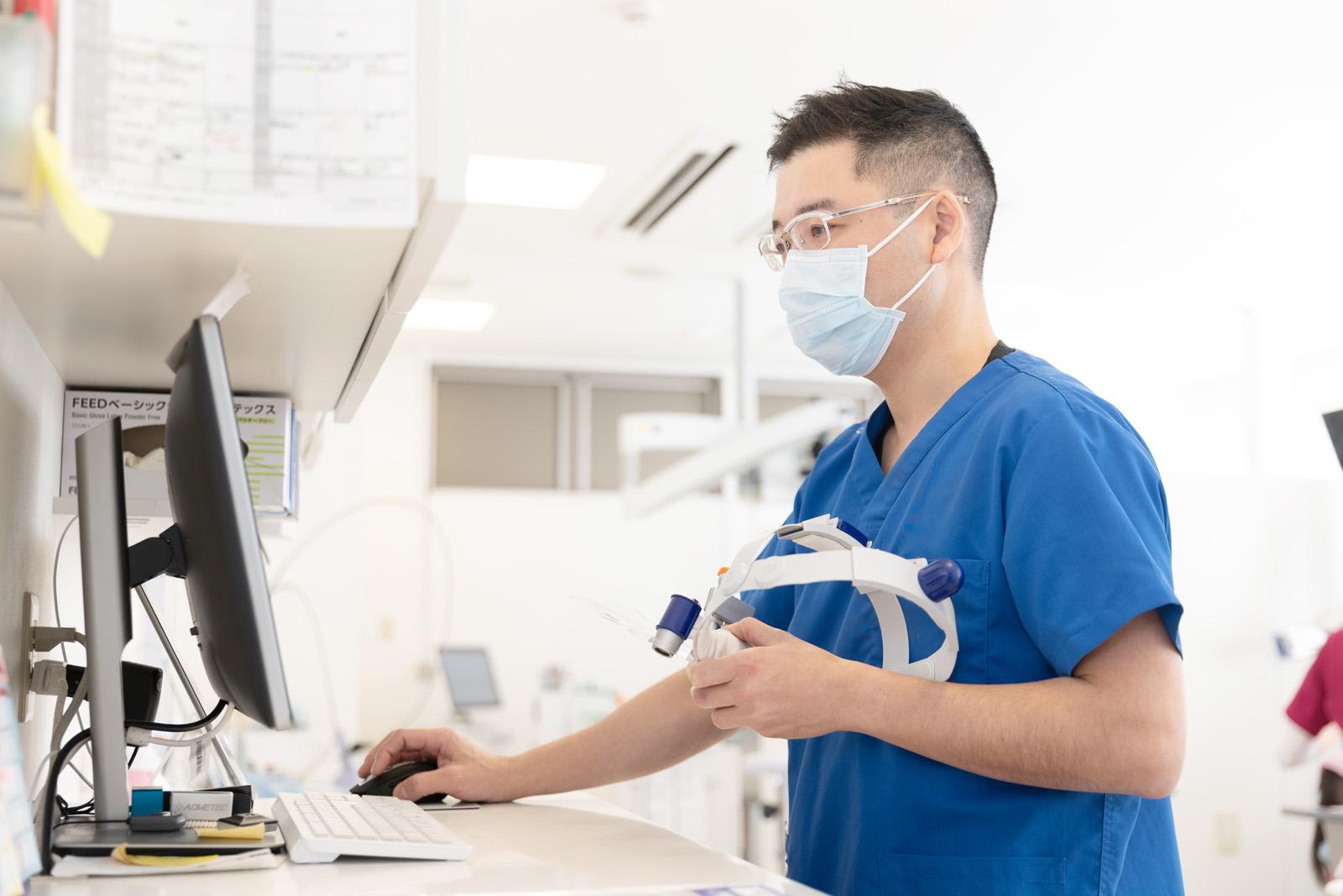 入れ歯作りにかける想い 担当医から