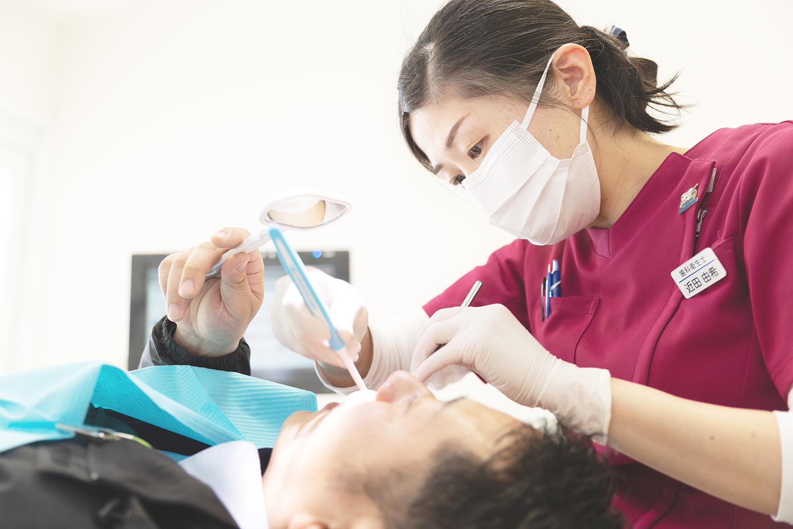 虫歯・歯周病が繰り返されている患者さんへ メンテナンスの重要性
