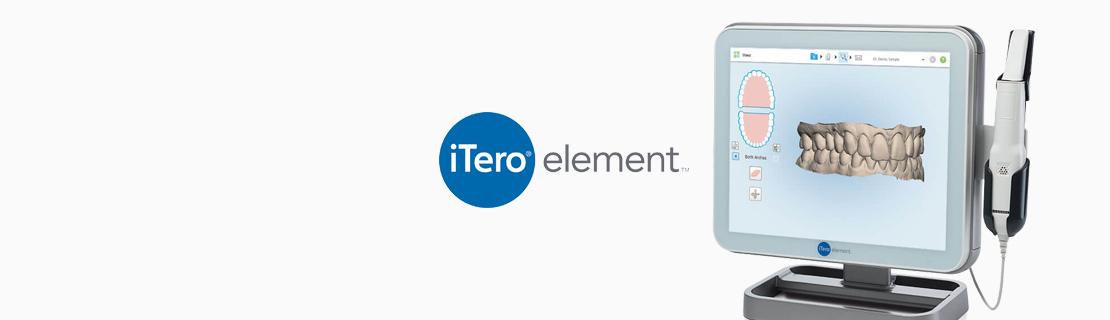 3Dスキャナー(i-Tero)の活用